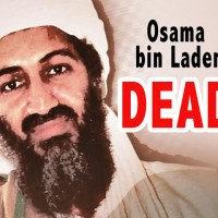 Bin Laden DEAD! SO WHAT?