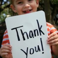Gedank 88: Gratitude - Inspired by SnapAhead.com