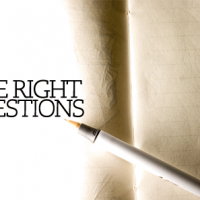 G119: The Right Question is Half the Answer